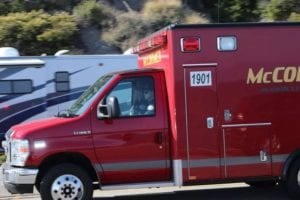 Capistrano, CA - Car Accident Results in Injuries on I-5 S near Crown Valley Parkway